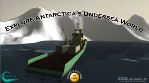 Undersea ROV museum exhibit