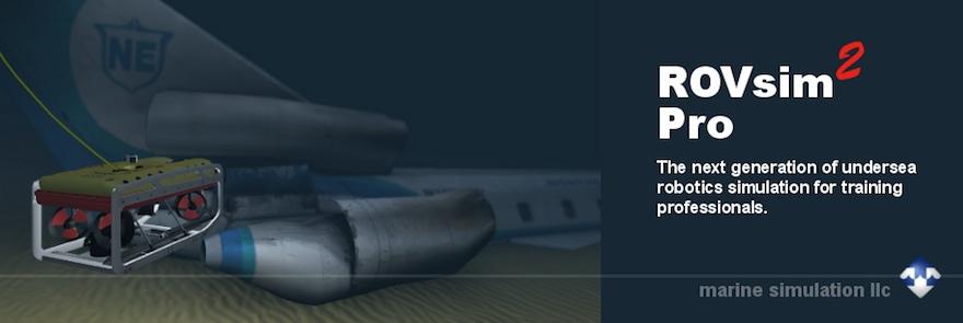 ROVsim2 Pro Announced