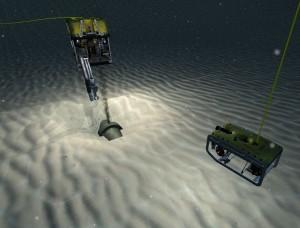 Suction Dredge Mission