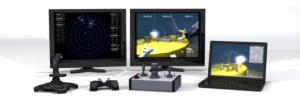 Mulitple monitor configuration