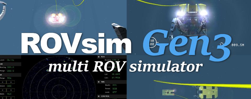 1-ROVsim Gen3